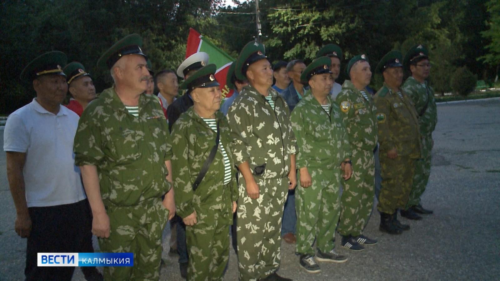 Сегодня в России - 103 годовщина со дня создания пограничных войск
