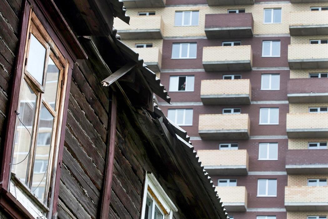 Госдума рассмотрела Законопроект о совершенствовании механизмов в расселении аварийного и ветхого жилого фонда