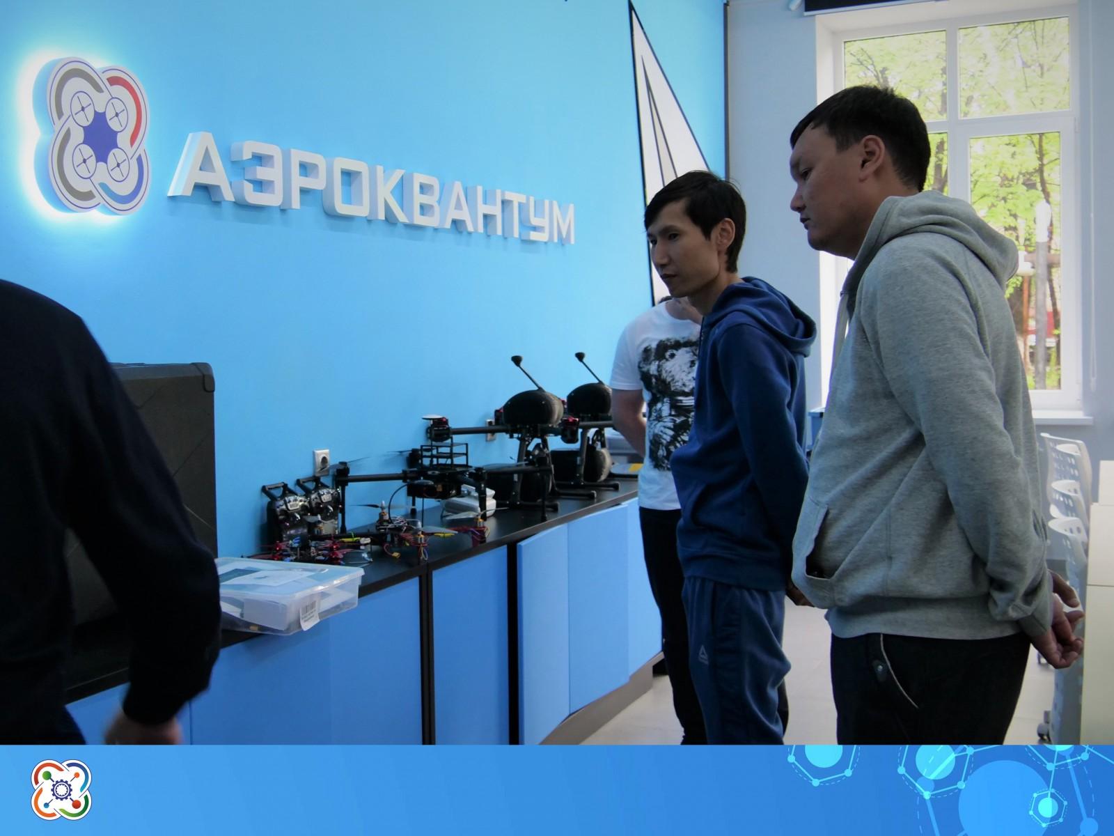 В Технопарке «КВАНТОРИУМ» открыт набор учащихся
