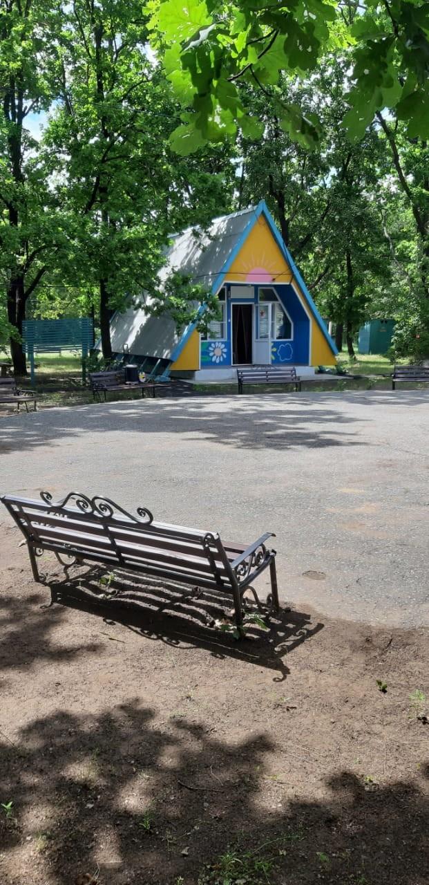 Сегодня стартовала первая смена детского лагеря «Лесная сказка»