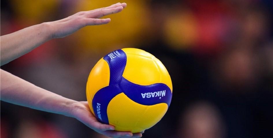 В Элисте проходит турнир по волейболу, посвященный Дню защитника Отечества