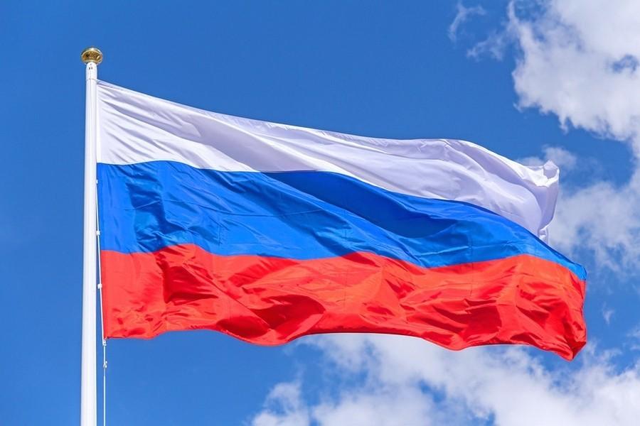 Сегодня в России отмечается День государственного флага