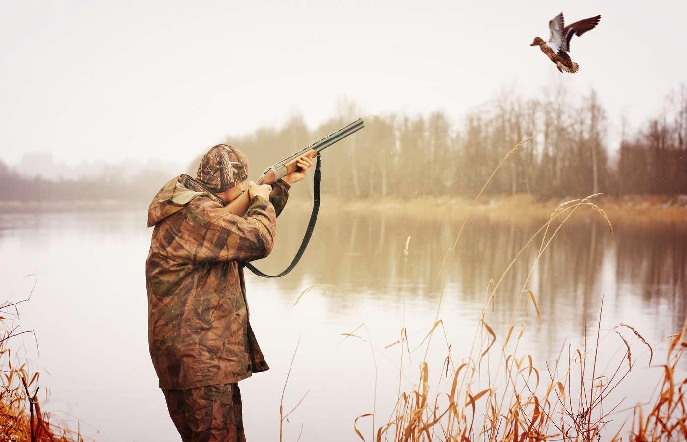 В Калмыкии стартует весенняя охота на водоплавающую дичь