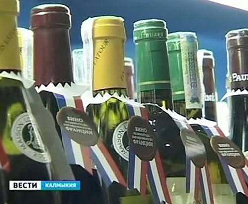 Пресечены случаи незаконной торговли алкоголем