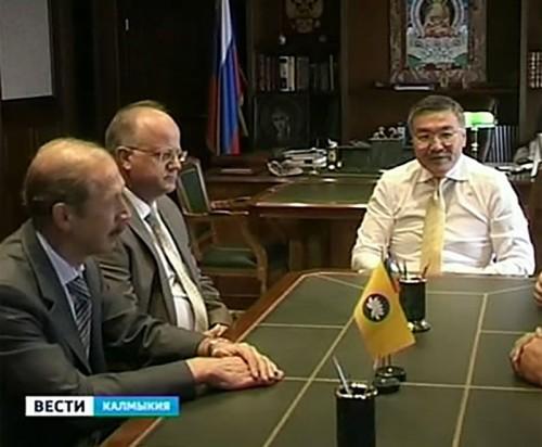 «Лукойл» привлекает потенциал Калмыкии