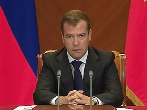 Медведев утвердил положение об Общественном совете при МВД