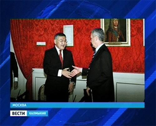 Алексей Орлов и Сергей Собянин подписали Соглашение о сотрудничестве