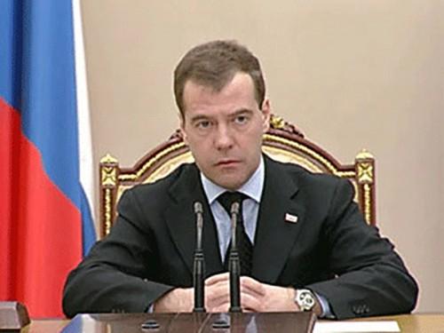 Дмитрий Медведев прибыл с рабочей поездкой в Адыгею