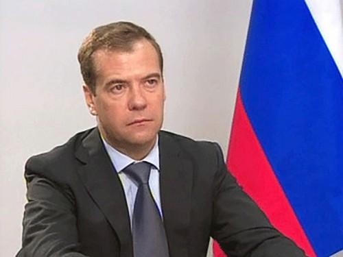 Медведев: кризис в российском спорте близок к завершению