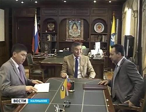 Алексей Орлов и Пьерпаоло Лодиджиани обсудили перспективы развития торгово-экономических отношений
