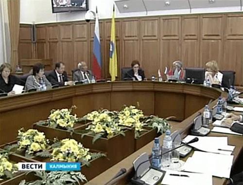 В Калмыкии прошли заседания постоянных комиссий МПА ЕврАзЭС