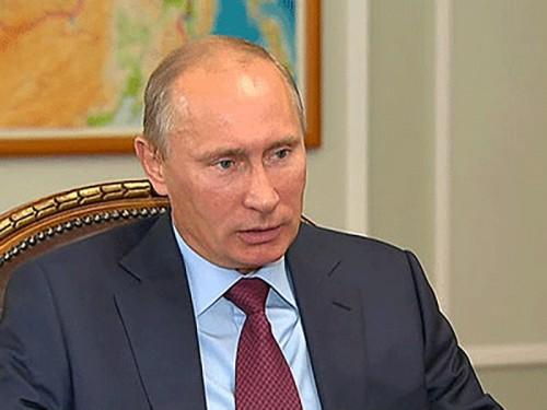 Владимир Путин прибыл с рабочим визитом в Китай