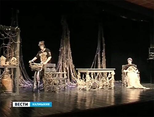 Театральное будущее России