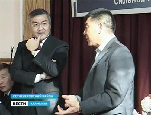 Алексей Орлов встретился с жителями Кетченеровского района