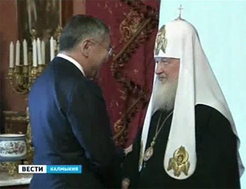 В центре Элисты будет построен православный кафедральный собор