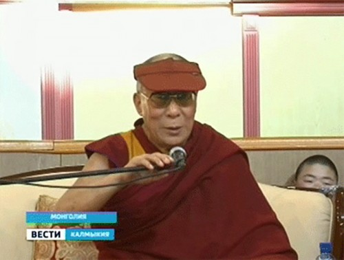 Далай-лама 14 побывал с пастырским визитом в Монголии
