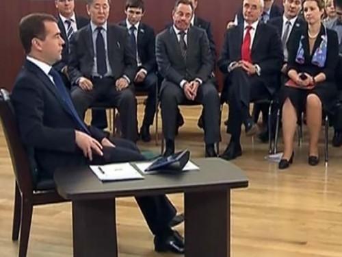 Дмитрий Медведев за создание жилищных кооперативов на основе объединения людей одной категории