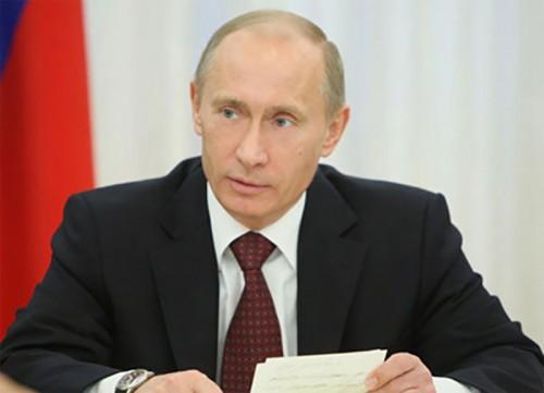 Путин проведет одиннадцатую пресс-конференцию
