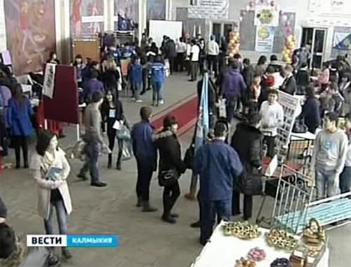 В Элисте состоялась презентация студенческого мастерства «Профи-2011»