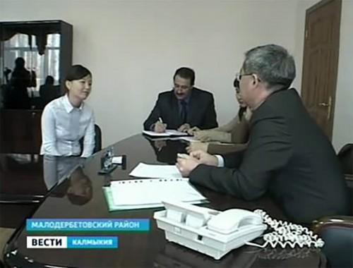Депутаты Народного Хурала рассмотрели более тридцати обращений граждан Малодербетовского района