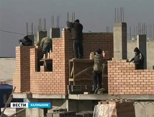 В Элисте построят дома для учителей