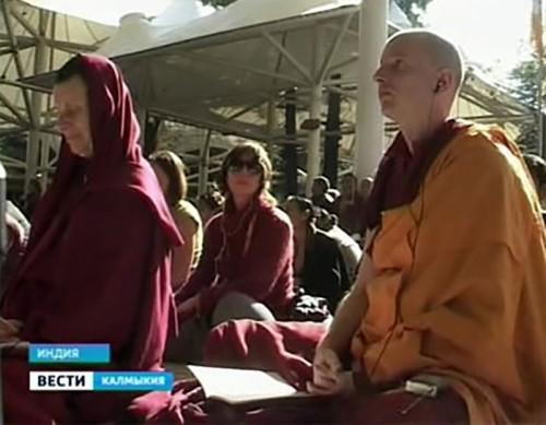Паломники из Калмыкии отправятся в Индию на буддийский форум