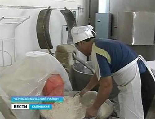 В СПК Первомайском булка хлеба стоит 6 рублей