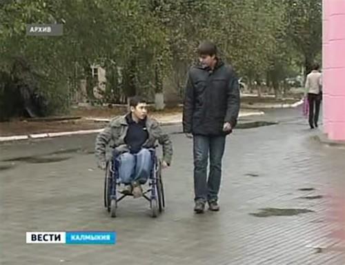 Трудоустройство инвалидов на повестке дня Общественного совета Элисты