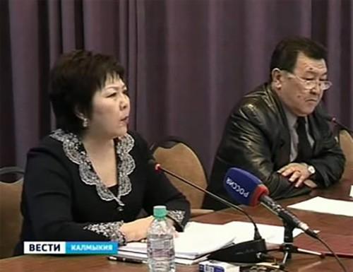 Людмила Иванова считает, что правительство Калмыкии прилагает достаточно усилий для борьбы с безработицей