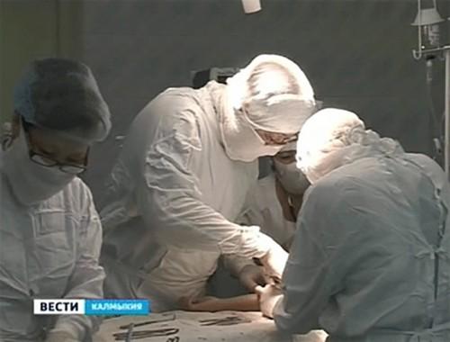 В Республиканской детской больнице проведены первые плановые операции
