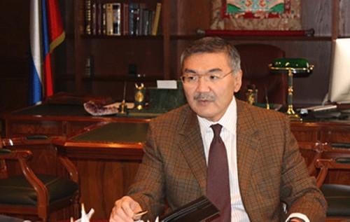 Алексей Орлов возглавил предвыборный штаб Владимира Путина в Калмыкии