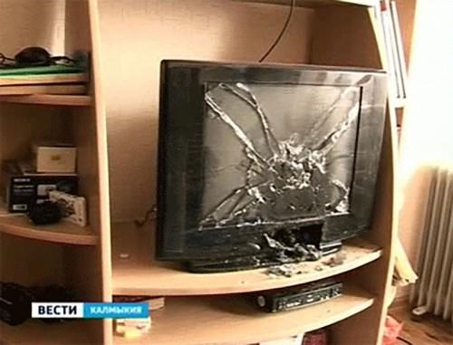 Из-за возгорания электрощита многоэтажки несколько семей понесли материальный ущерб