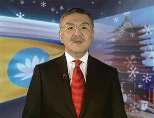 Новогоднее обращение Главы Республики Калмыкия Алексея Орлова
