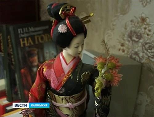 Мир кукол Тамары Масориной