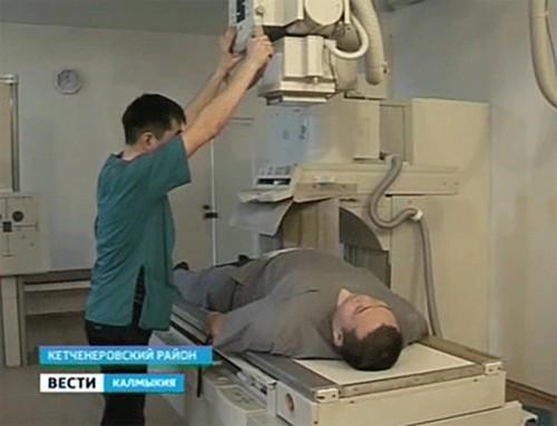 В Кетченеровском районе начал работать травматологический центр для пострадавших в ДТП
