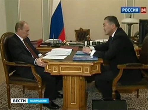 Владимир Путин призвал Алексея Орлова решить проблему нехватки мест в детских садах