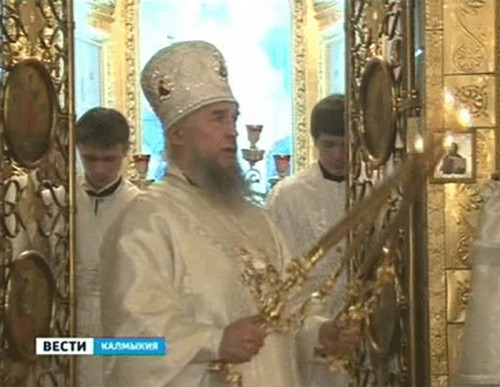 Православные христиане отмечают праздник Крещение Господне