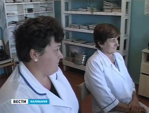Медицина Калмыкии больна нехваткой кадров