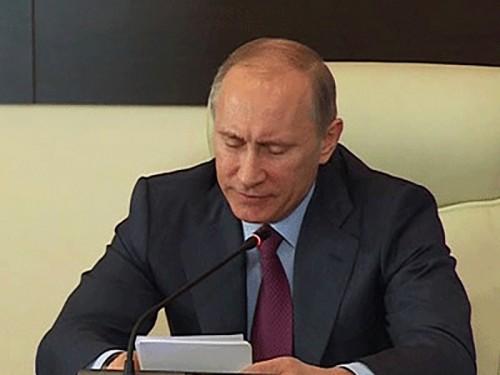 Путин предложил ряд мер по противодействию нелегальной миграции