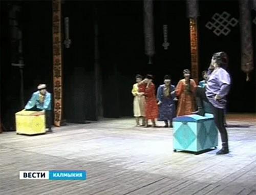 В Национальном драмтеатре готовится очередная премьера