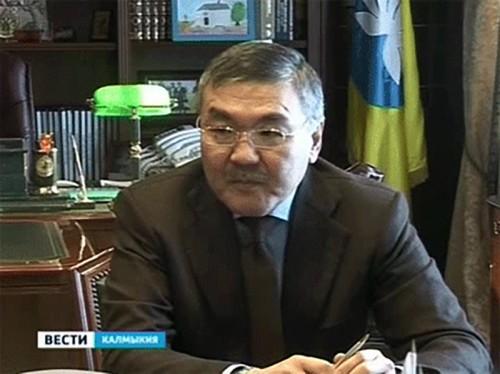 Глава Калмыкии провел личный прием граждан