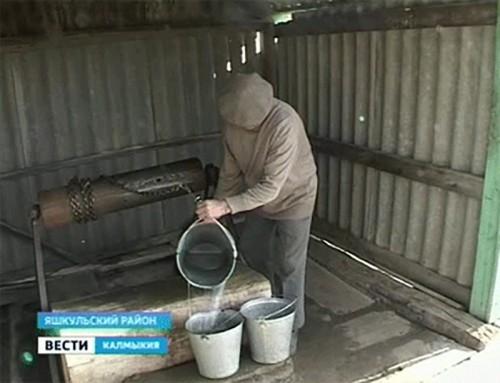 """""""Водный вопрос"""" в пос. Гашунский будет решен"""