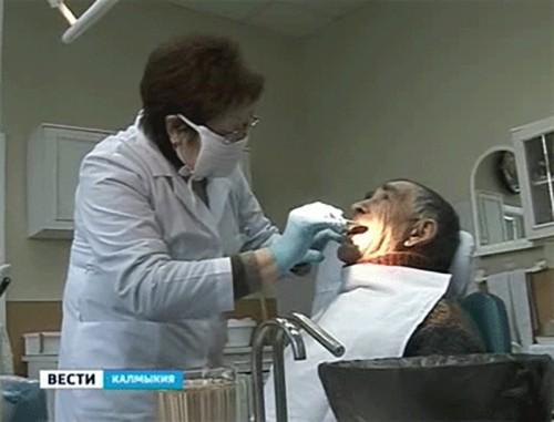 Cтоматологи Калмыкии отмечают свой профессиональный праздник