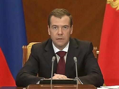 Дмитрий Медведев внес в Думу законопроект о новом порядке выборов депутатов
