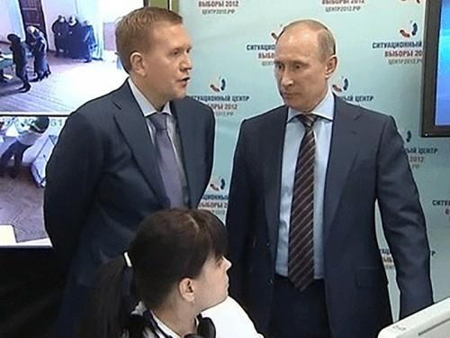 Путин: все нарушения на выборах должны быть выявлены
