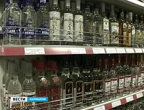 На каждого россиянина приходится 18 литров алкоголя в год