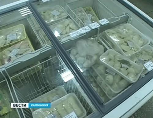 Продуктовая корзина Калмыкии за месяц подорожала на 2, 1%