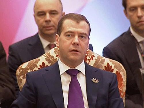 Медведев: БРИКС может превратиться во влиятельную организацию