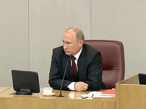 Владимир Путин: постсоветский этап в жизни России завершен