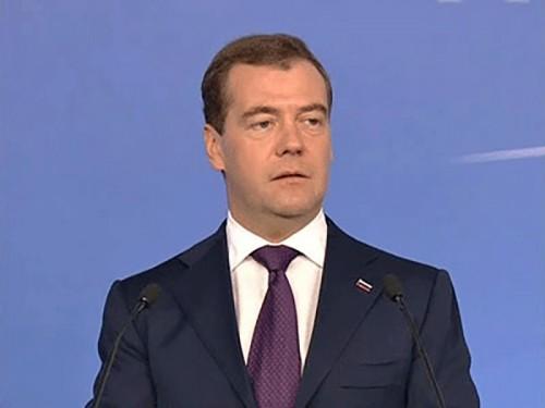Дмитрий Медведев выступит на юридическом форуме в Петербурге